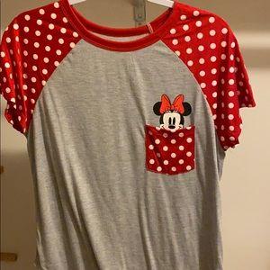 Juniors XL Disney shirt